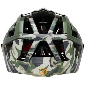 Lazer Oasiz Helmet mat green camo